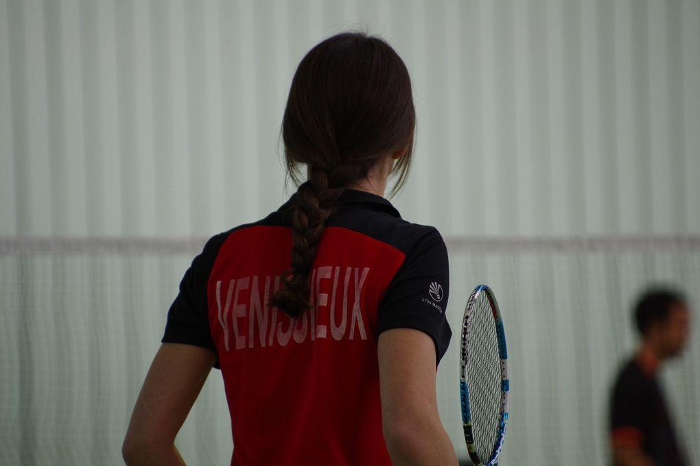 Les badistes du Badminton Vénissieux Sud-Est se sont illustrés lors de la 3e édition de l'étape vénissiane du circuit Tolybad
