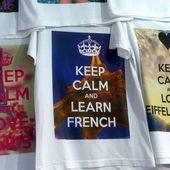 Le charme de la langue française ? (18-08) - Noy et Gilbert en Thaïlande