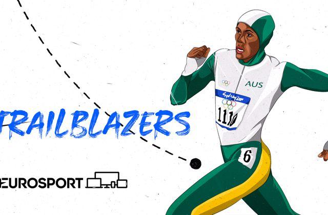 Eurosport célèbre les plus grandes icônes du sport avec la série inédite «Trailblazers».