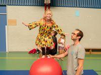 Ecole du cirque 17-21/07/2017