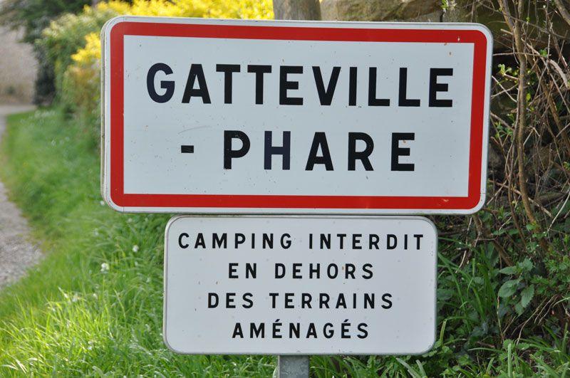 La commune de Gatteville-phare