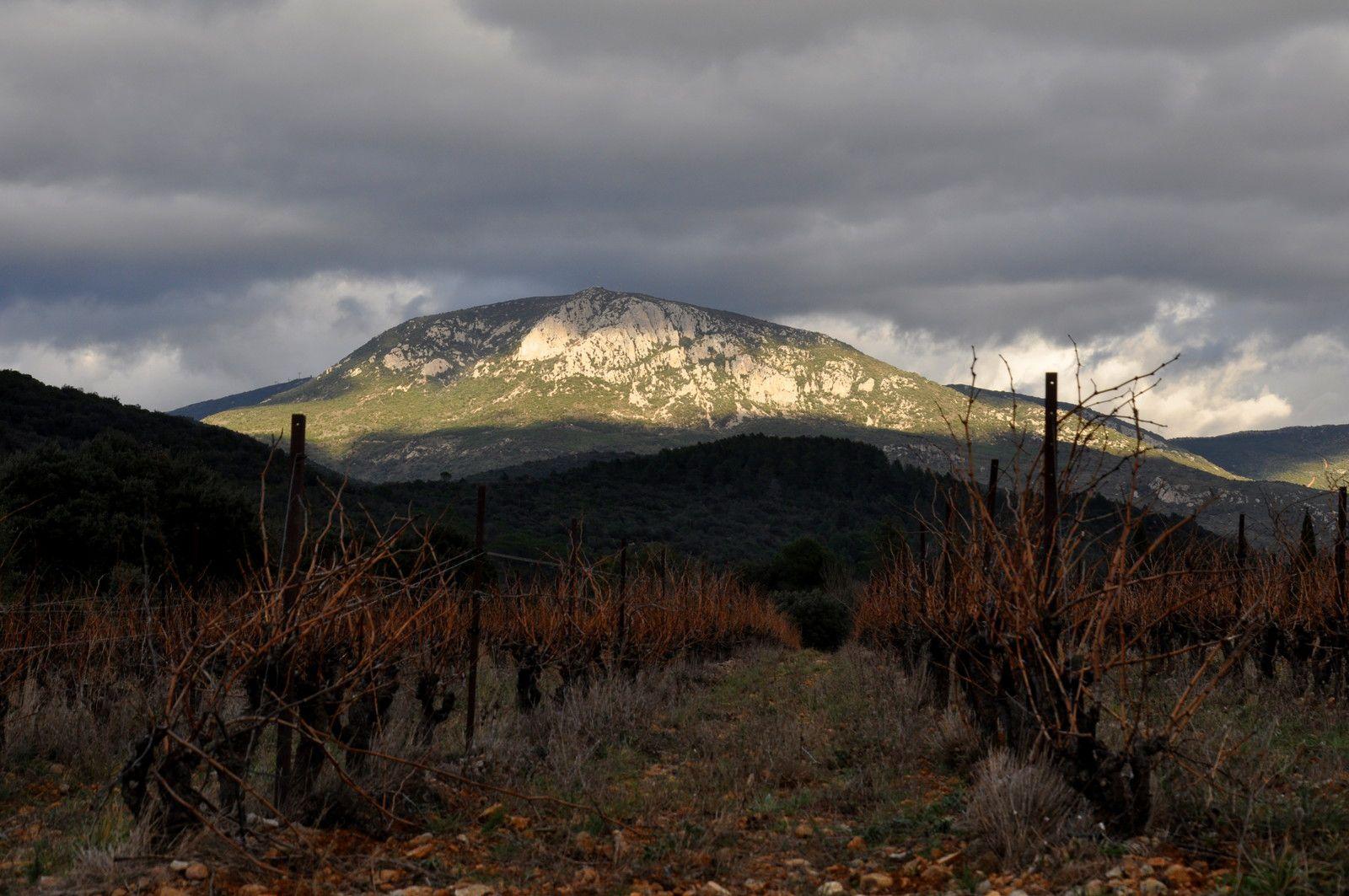 Le Mont Tauch au soleil
