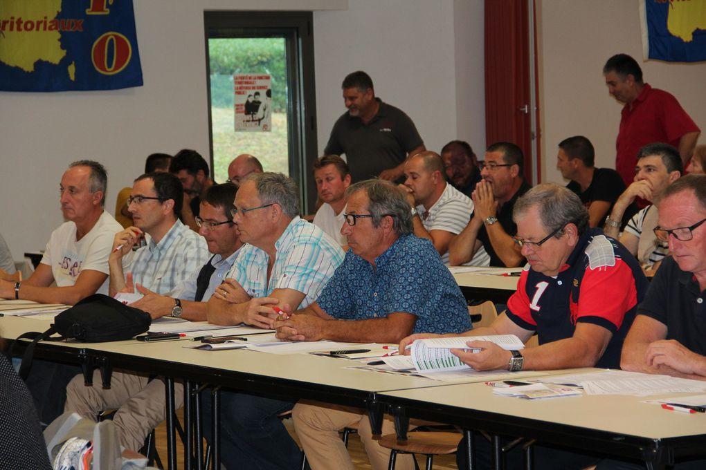 CONGRES FO DES AGENTS DU DEPARTEMENT DE L'AIN