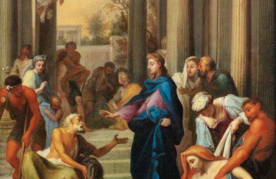 Une peinture de Bon Boullogne pour le musée Bonnat-Helleu de Bayonne