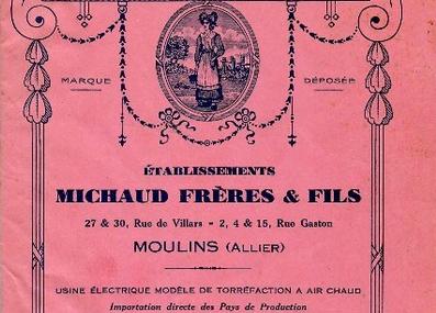 Les établissements Michaud, premiers entrepôts frigorifiques de Moulins