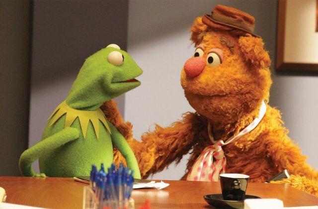 Critiques Séries : The Muppets. Saison 1. Pilot.