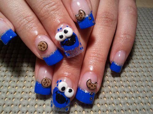 Finger&Augen