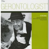 Music & Art on the Cover of The Gerontologist