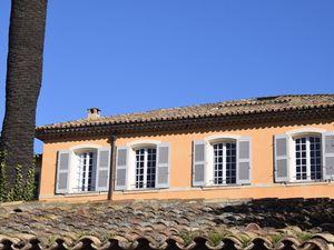 Saint-Tropez à l'ancienne ( photos dominique larue, reproduction photos interdite )