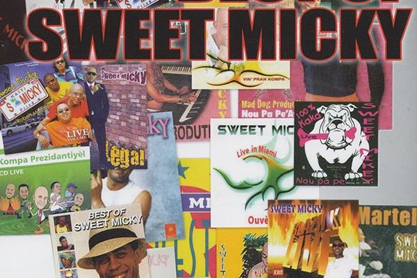 [COMPAS] SWEET MICKY - BEST OF - 2013
