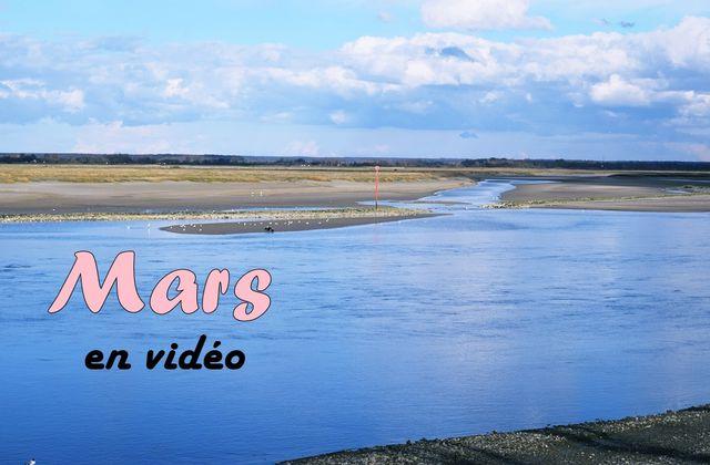 NOTRE MOIS DE MARS EN VIDÉO