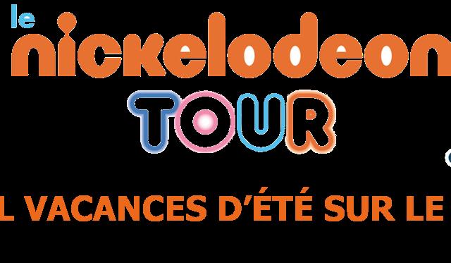 Les lieux et dates du Nickelodeon Tour 2021 sur les plages.