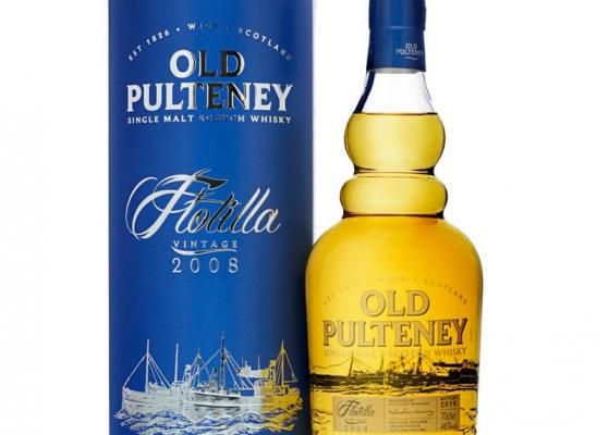 Old Pulteney - Flotilla 2008