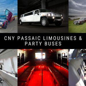 CNY Passaic Limousines & Party Buses
