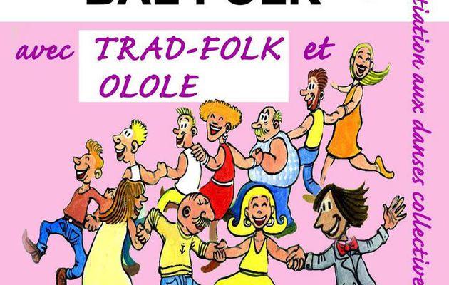 le Bal Folk au DIX - 25/11