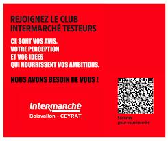 Grande distribution : l'enseigne Intermarché lance un club de testeurs