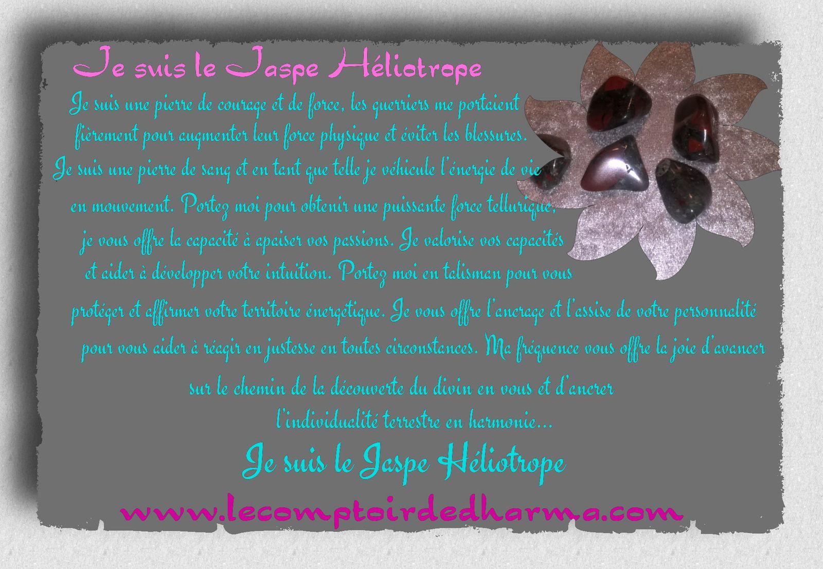 le Jaspe Héliotrope