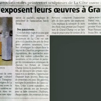 Exposition Gland 2011