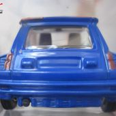 RENAULT 5 TURBO 1980 R5 TURBO NOREV 1/54 - car-collector