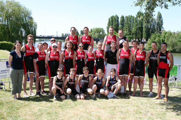MERCI à tous pour l'organisation du Triathlon Découverte Féminin et Avenir de Beaumont 2008