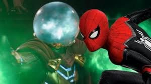 Spiderman: far from home