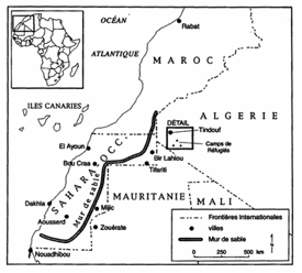 A few historical tags about Western Sahara