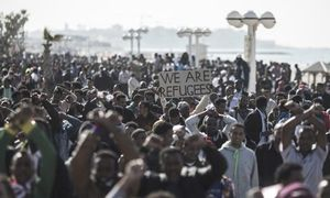 Reuters - Israeli high court orders closure of detention center for African migrants