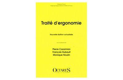Traité d'ergonomie - Octares editions