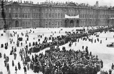 الثورة الروسية (البلشفية) عام 1917