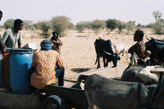 lieux de vie au Sahel