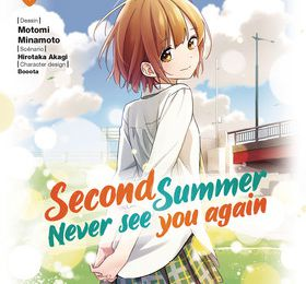 Second Summer never see you again Tomes 1 et 2 de Hirotaka AKAGI (scénario) et Motomi MINAMOTO (dessins)