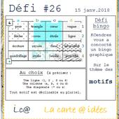 Défi#26 - la.carte.à.idées