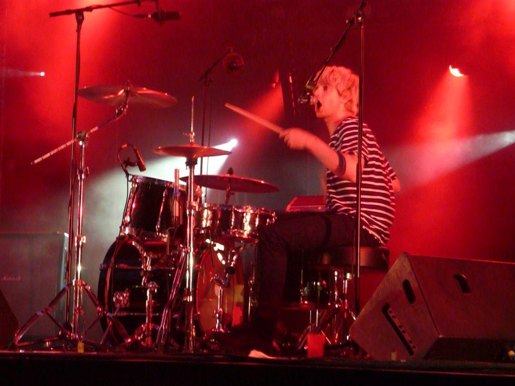 17 juillet 2009 : Izïa / Stuck In The Sound / Phoenix / Blood Red Shoes / Ghinzu / Franz Ferdinand  18 juillet 2009 : Cold War Kids / Zone Libre & Casey / The Ting Tings / Tv on the Radio / Gossip