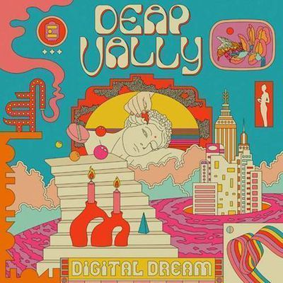 "DEAP VALLY ""DIGITAL DREAM"" - Nouvel EP Disponible"