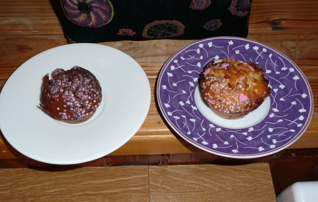 Délicieux muffins