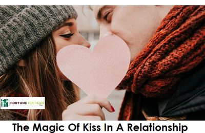 The Magic Of Kiss In A Relationship