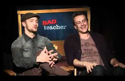 Bad Teacher: Interviews