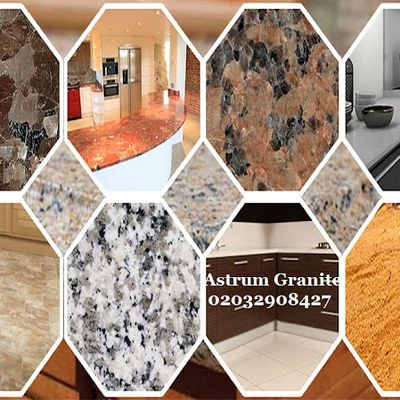 Best Fusion Gold Granite Kitchen Worktop in London