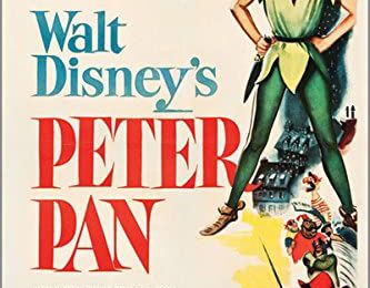 Film : Peter Pan (1953) + Livres - Disney