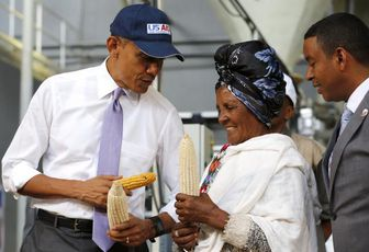 Obama in Africa: sfida alla Cina