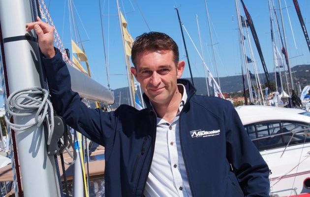 Interview Nauticales 2013 - Bénéteau en force à la Ciotat (13)
