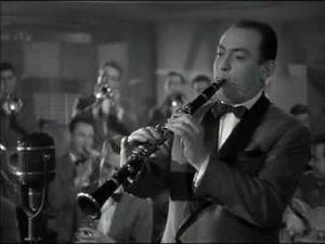 hubert rostaing, un clarinettiste et saxophoniste jazz français, compositeur, chef d'orchestre, et arrangeur de musique des films