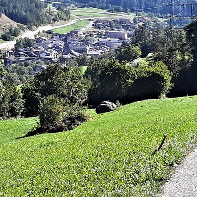 42 – Orsières – Liddes – Bourg-Saint-Pierre : 24 km (1 088 km)