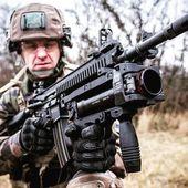 """FOB - Forces Operations Blog """" La maintenance prédictive s'invite sur le HK416 F"""