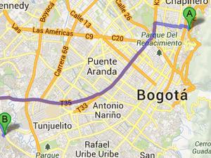 Y podemos cojer la septima y despues a la derecha, izquierda y tomamos esta calle y tatata y tatata <3