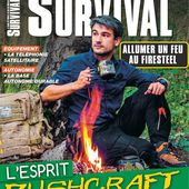 SURVIVAL N°4 OCTOBRE NOVEMBRE 2016