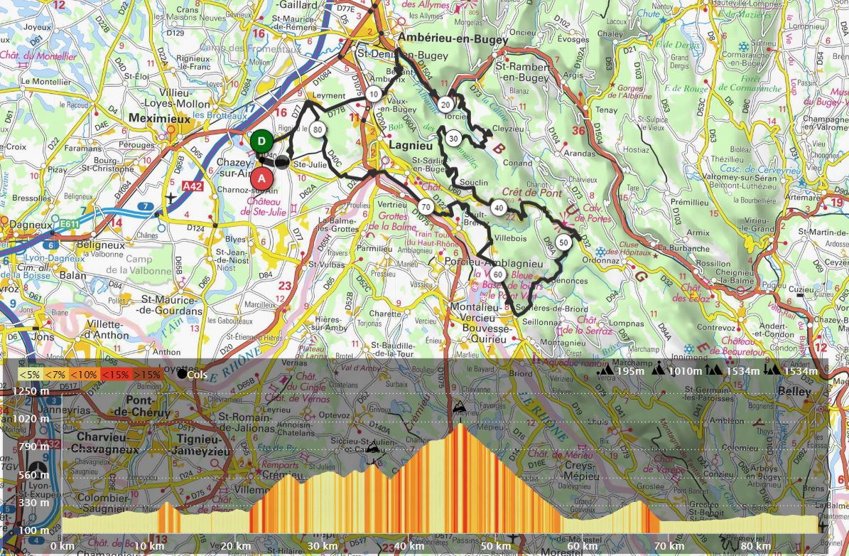 Parcours Openrunner 13431383