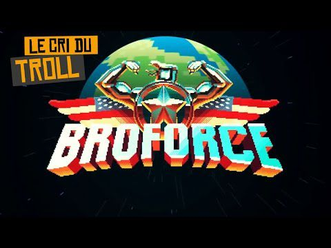 Lets play broforce