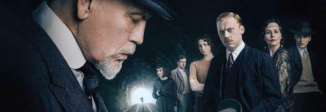 """""""ABC contre Poirot d'après Agatha Christie"""", mini-série inédite le 20 octobre sur C8"""