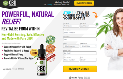 Pure Isolate CBD Canada : Best Offers Reviews, Price & Where To Buy ?